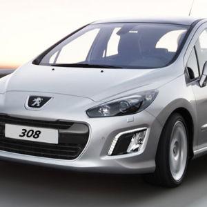 Peugeot 308 (Gl. model)